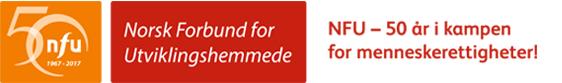 NFU - Norsk Forbund for Utviklingshemmede